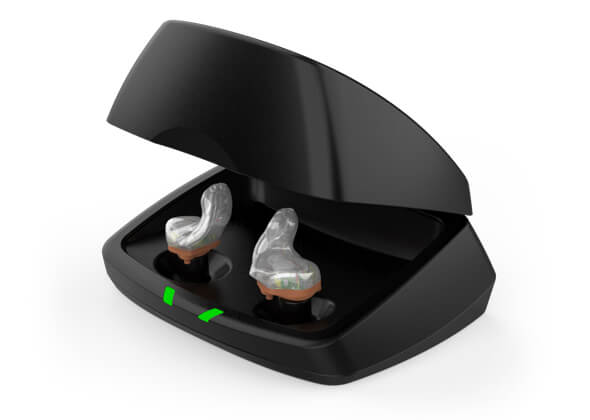 Starkey Announces The First Ever Lithium-ion Rechargeable In The Ear Hearing Aid
